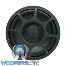 "MOREL ULTIMO Ti10 10"" SUB 1000W 2-OHM CAR AUDIO SUBWOOFER CLEAN BASS SPEAKER NEW"