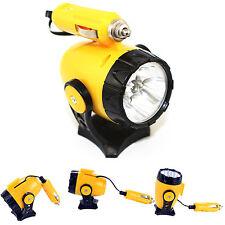 Car 12V Charger Plug Mini Magnetic Repair LED Torch Emergency Spot Light Lamp