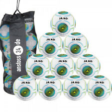 10 x Jako Training Ball Futsal 3.0 Incl. Ballsack