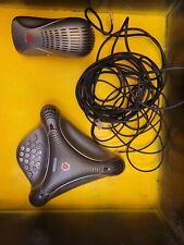Polycom Voicestation 100 Wall Module Home Office Audioconference Speakerphone