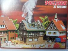 Vollmer 49538 Spur Z Bernnendes Haus