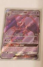 Naganadel GX - 121/131 - Full Art Pokemon Sun & Moon Forbidden Light