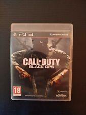 CALL OF DUTY BLACK OPS PS3 - PAL ESPAÑA - FÍSICO PLAYSTATION 3