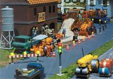 Faller 161673 sistema del coche Conjunto del sitio de construcción #nuevo en ##