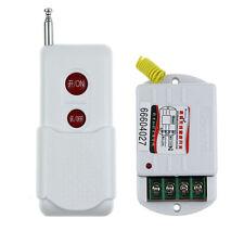 Interrupteur Pour éclairage 220V simple allumage RF Télécommande Sans Fil