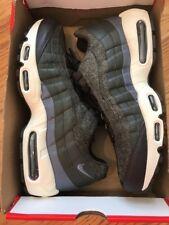 NIB Nike Air Max 95 Prm 538416-300 Wool Pack Sequoia Velvet Brown Mens Size 11
