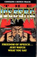 Ice-T Iceberg Freedom Of Speech 1989 Cassette Tape Album Rap Hiphop IceT Ice T
