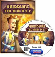 Griddlers-Ted and P.E.T. Pet-PC-Windows XP/Vista/7/8