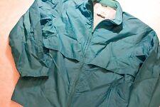Vintage Men Pacific Trail Large Full Zip Hoodie Hooded Windbreaker Jacket