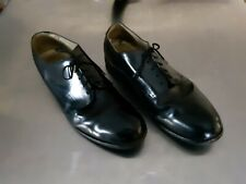 MS Wolverine World Wide1995  Mens Shoes Dress Military Black 8.5 W