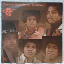Jackson 5 - Lookin' Through The Windows - STML 11214 - UK 1972 LP A1 / B1 1ST PR