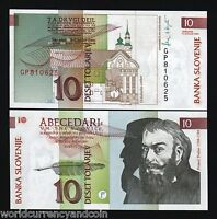 10 pieces á 500 Zlotych Banknotes 1982 Pick 145d UNC POLAND 11901