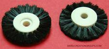 2 New  Weaving Brush for Silver Reed/Singer Knitting Machine SK280 SK360 SK840