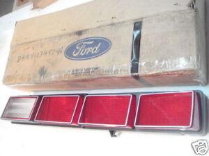 NOS OEM Ford 1974 74 NOS Mercury Monterey Hardtop Lense Lens