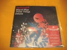 Cardsleeve Full CD MIGUEL MIGS Those Things Deluxe PROMO 8TR 2008 HED KANDI