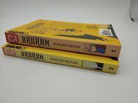 The Demon Ororon #1 #2 by Hakase Mizuki (2004 Trade Paperback) both 1st print