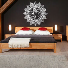 Wall Decals Sun And Moon Stars Night Decal Vinyl Sticker Home Decor MS614
