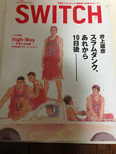 Slam Dunk 10 Days After Switch Vol.23 #2 Takehiko Inoue Art book Japanese Anime