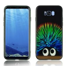 *FOR SAMSUNG GALAXY S9 PLUS SKIN FITTED GEL BACK CASE COVER  PRINCESS WOMEN LADY