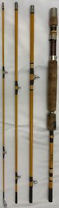 Eagle Claw M4TMU 7.5' Trailmaster Spin Fly Combo Rod Vintage