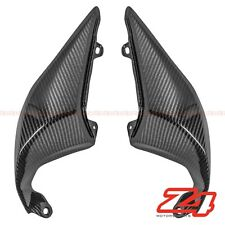 2016-2018 Speed Triple R S Rear Tail Side Seat Cover Fairing Cowl Carbon Fiber