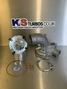Ford Focus St 225 K06 V1 Hybrid Core With Compressor cover.