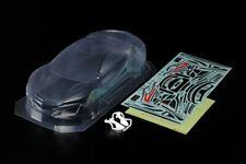 Tamiya - RC Clear Body Set, NSX Lightweight