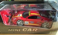 XD XIANG DA TOY 688-09KB RADIO CONTROLLED FERRAR 1:20 SCALE