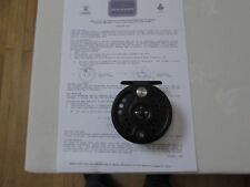 """A1 unused hardy alnwick sovereign 2000 no. 6  trout fly fishing reel 3.25"""""""