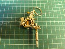 MINI TATTOO MACHINE KEYRING 2 INCH IN SIZE WITH REAL COILS VERY NICE no4