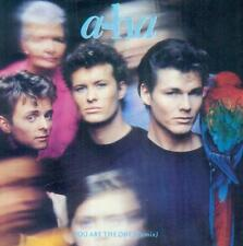 """7"""" A - Ha/You Are The One (Remix) D"""