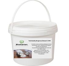 10kg Eimer Natriumhydrogencarbonat Natriumbicarbonat Backsoda Backpulver Natron
