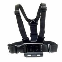 Brustgurt fuer GoPro HD Hero 6 5 4 3+ 3 2 1 Action Kamera Harness Mount L6S1 1L7
