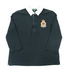 Vintage Ralph lauren rugby shirt   Womens L   Sweat-shirt Long Manche Polo Retro