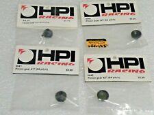 HPI Pinion Gear Lot 64DP 39 40 41 42 Tooth 4 pcs / Yokomo Associated RS4 Sprint