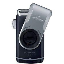Braun Travel Pocket Shaver Mens Electric Shaving Razor