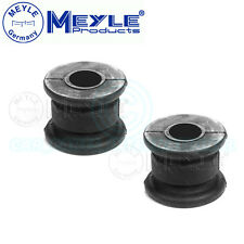 2x Meyle Anti Roll Bar Bushes Front Axle Left and Right (Outer) No: 014 032 0121