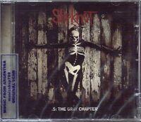 SLIPKNOT .5: THE GRAY CHAPTER SEALED CD NEW 2014