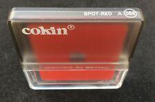 Cokin filter, A068 Spot Red