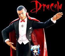 Movie Dracula VLAD Bela Lugosi 1/6 Figure Vinyl Model kit 11inch