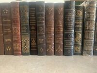 EASTON PRESS United States Library of the Presidents 69 Vol. Books In Plastic