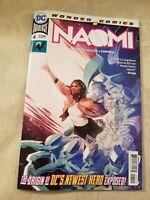 NAOMI #4 🔥HOT SOLD OUT!! 🔥KEY HIGH GRADE cgc ready ORIGIN