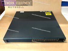 Licencia de servicios IP Cisco WS-C3560E-24TD-E ✅ conmutador Gigabit ✅