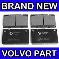 Volvo 200, 240, 260 Front Brake Pads (Girling)