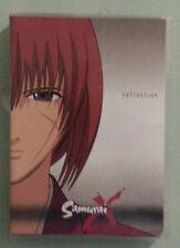 SAMURAI X REFLECTION DVD includes insert