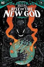DC Comics Dark Nights Death Metal Rise of The New God #1 NM 10/27/20 Pre-Sale