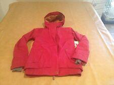 NWT Roxy Red Women Juno Heavy Jacket  Dry Flight Technology 10K 3M Thinsulate M