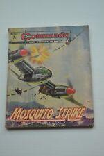 """Commando Comic #983  """"Mosquito Strike"""""""