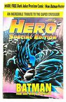 HERO Illustrated Special Edition 1993 Batman Sealed w/ Dark Joker the Wild Comic