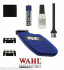 WAHL Grooming Pocket Pro Mini CORDLESS PET DOG CAT Trimmer/Clipper Kit Set*Quiet
